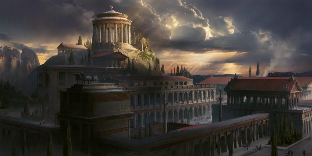 Стратегия 10 Crowns от дизайнера Civilization сменила название на Old World и скоро появится в раннем доступе