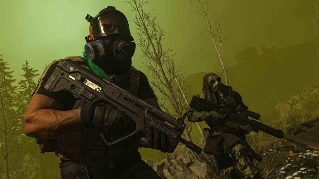 В Call of Duty: Warzone добавлен режим со снайперскими винтовками и дробовиками