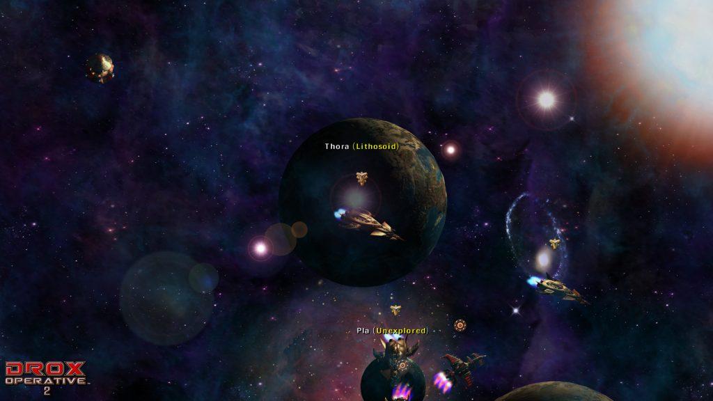 Анонсирована космическая action RPG Drox Operative 2