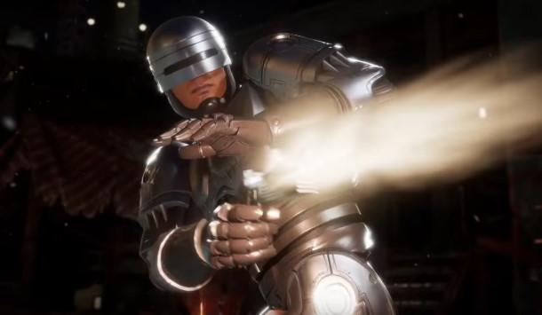 Добивание Робокопа в Mortal Kombat 11 отдает должное великолепному кадру из фильма