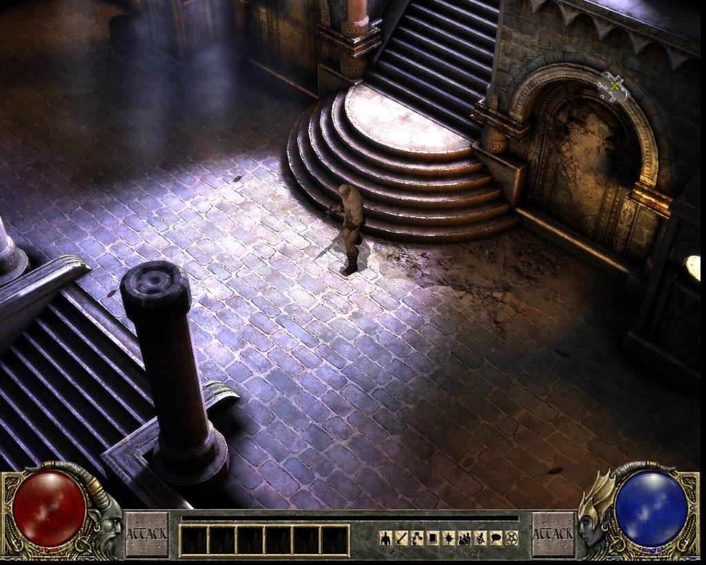 Изображения из Diablo 3 от Blizzard North раскрывают более «темное» оригинально видение