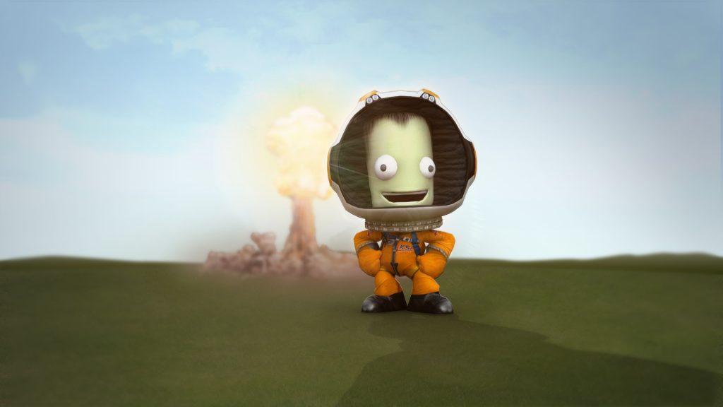 НАСА бросает вызов игрокам Kerbal воссоздать предстоящий запуск Международной космической станции