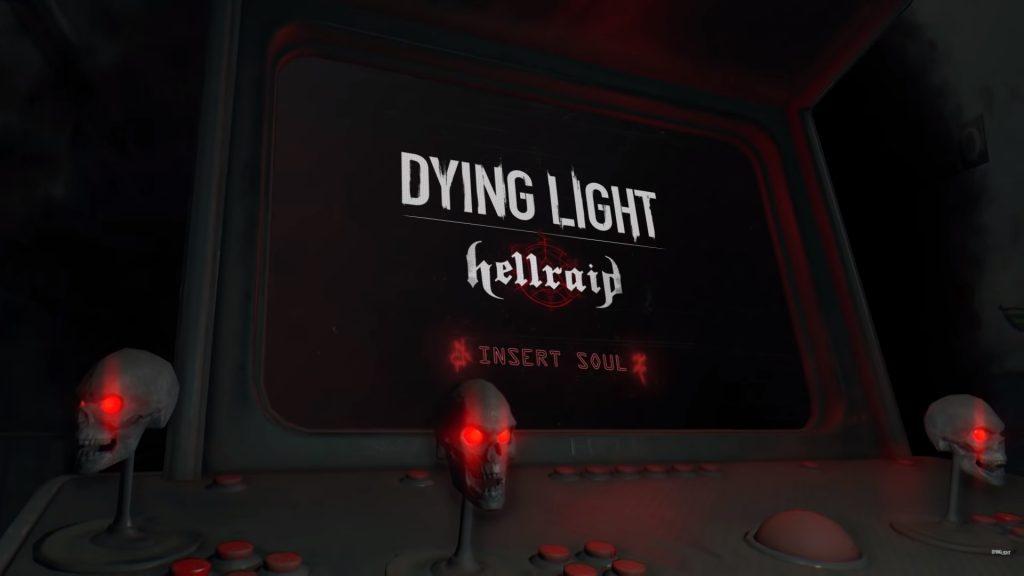 Одержимый аркадный автомат и демоны в новом DLC для Dying Light