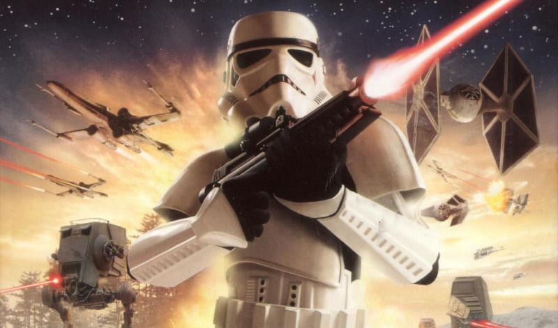 Оригинал игры Star Wars: Battlefront теперь имеет поддержку мультиплеера в Steam