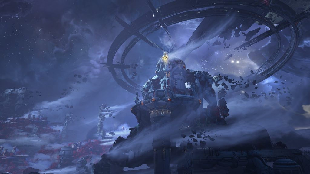 Появился тизер сюжетного DLC к DOOM Eternal с парой скриншотов