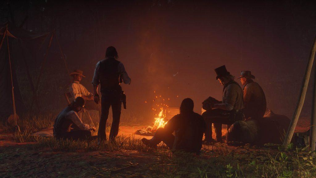Тайны Red Dead Redemption 2, которые по-прежнему остаются неразгаданными