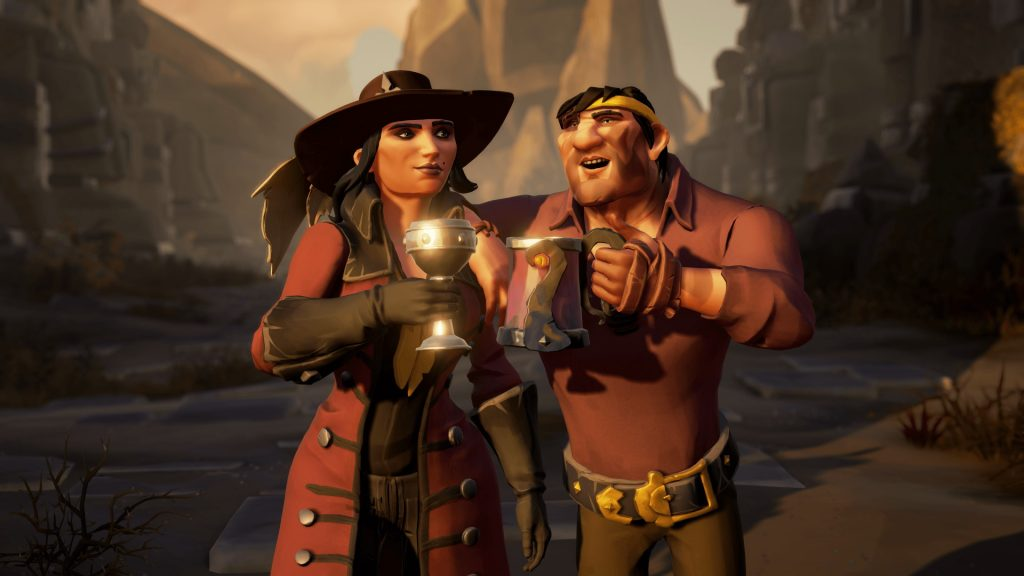 Sea of Thieves ( Море воров) выходит в Steam 3 июня