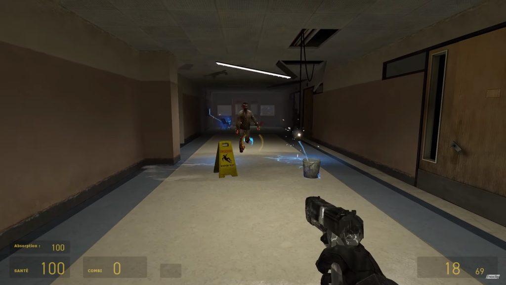 Смотрите клипы из отмененного Аркейна Half-Life 2: Эпизод 4