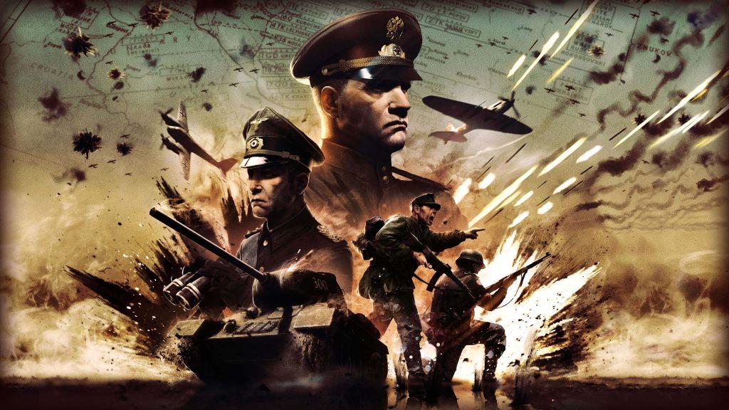 Steel Division 2 это RTS в масштабе 1:1 внутри огромной пошаговой военной игры