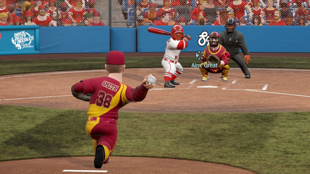 Super Mega Baseball 3: запуск бесплатной демо-версии