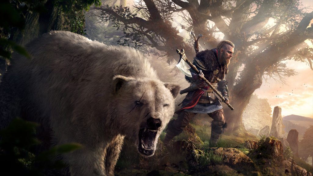 В Assassin's Creed Valhalla появятся рэп-баттлы викингов
