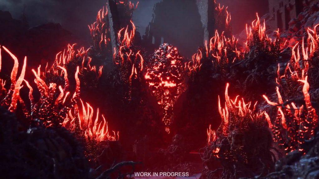 Это могут быть первые изображения из Dragon Age 4