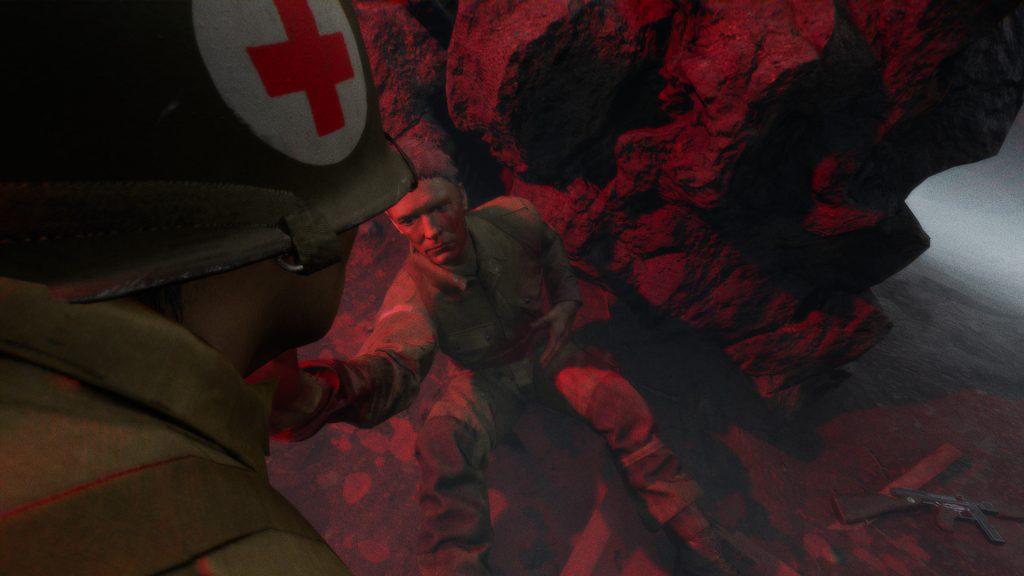 Medic: Pacific Corpsman позволит игроку проявить себя в роли санитарного врача Второй Мировой войны