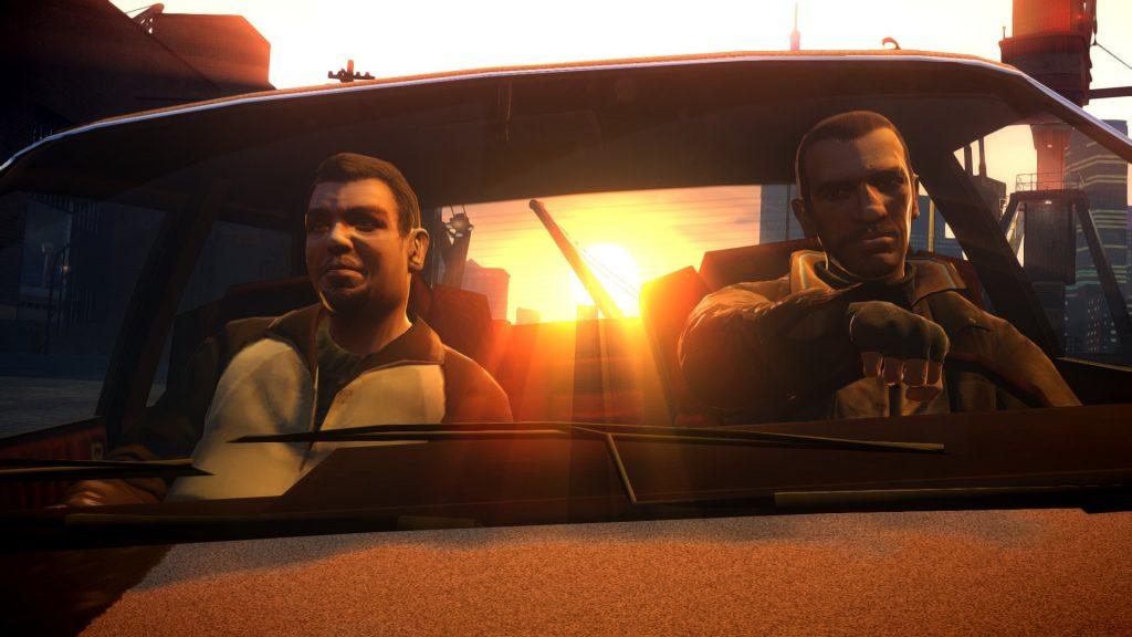 Rockstar выпустила обновление Grand Theft Auto 4, система сохранений в котором полностью нарушилась