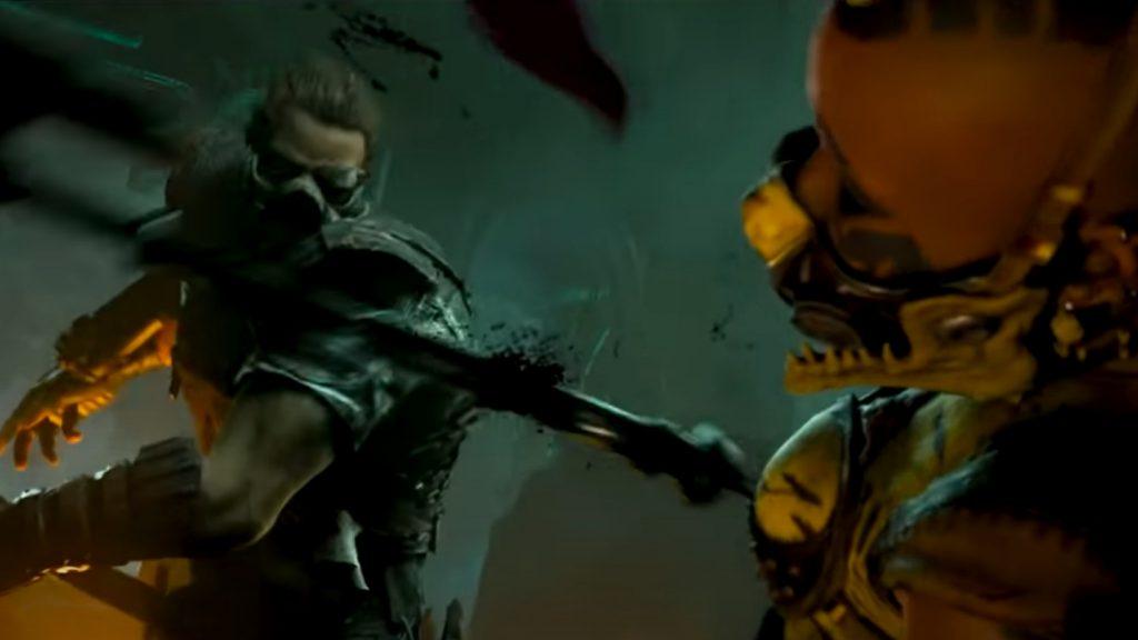 Трейлер Necromunda: Underhive Wars демонстрирует безжалостные банды, которые ведут борьбу за выживание