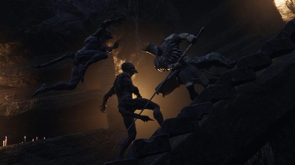 Бета-версию Mortal Shell посетило более 350 000 игроков
