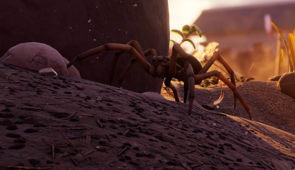 Grounded и его ужасные пауки теперь в альфа-доступе в Steam