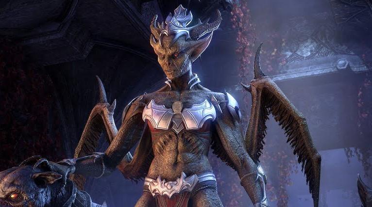 Армия Вампиров станет угрозой The Elder Scrolls Online