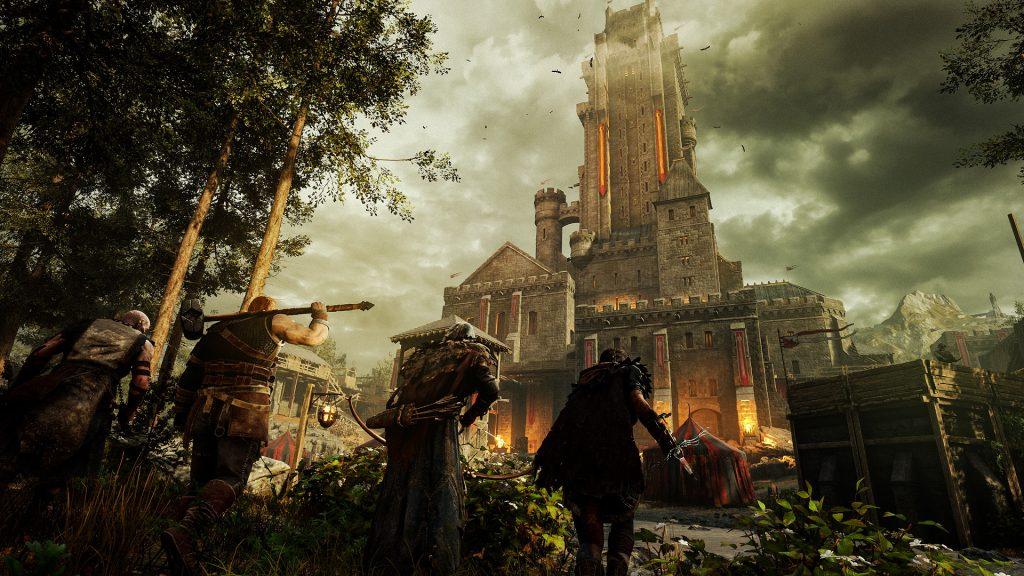 Hood: Outlaws & Legends - это многопользовательская игра про ограбления в средневековье