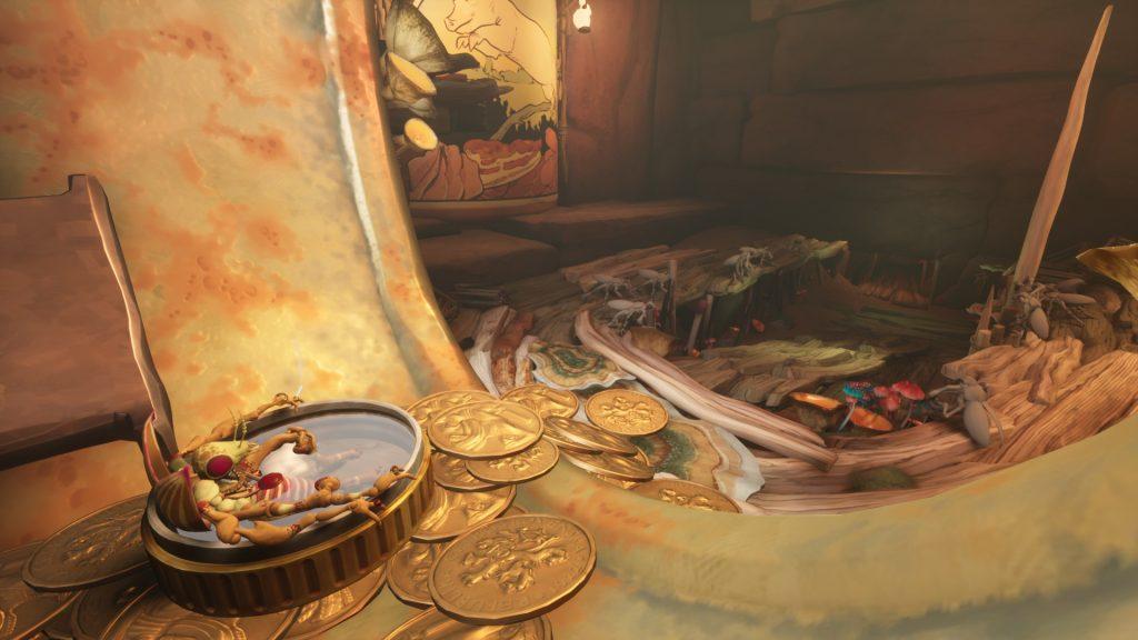 Metamorphosis, игра, вдохновленная Кафкой, показывающая жизнь жука, наконец-то вышла