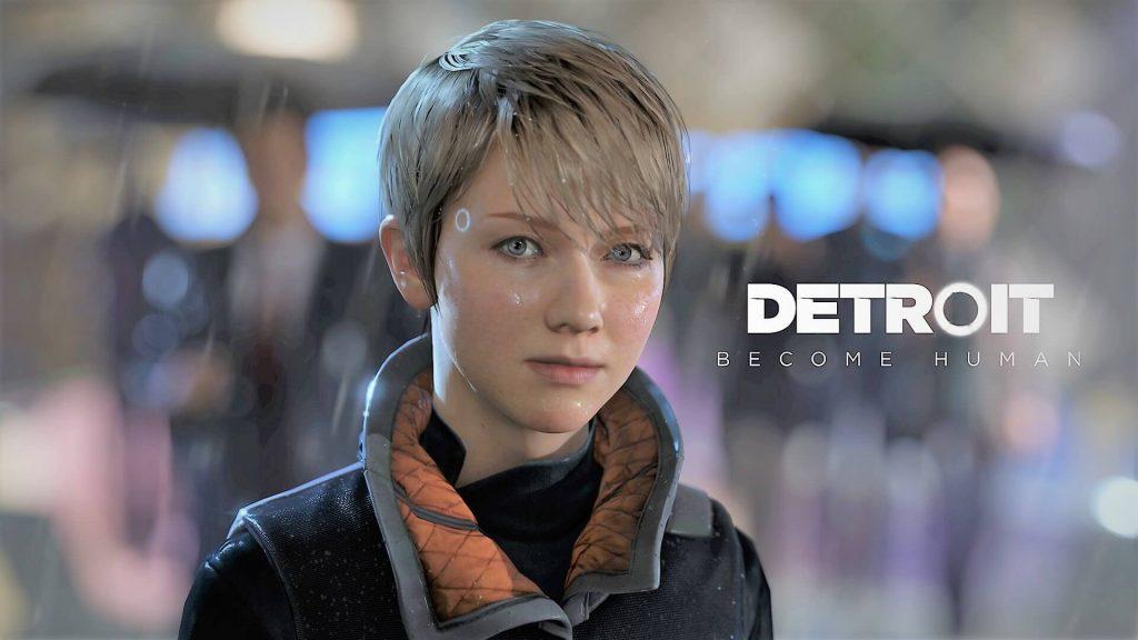 Модель Кары из Detroit: Become Human времён демонстрации PS3 стала доступна для игры