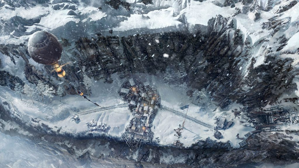 Взгляните на геймплей On The Edge, нового дополнения Frostpunk